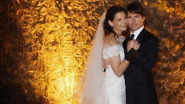Vjenčanje godine 2006.: Katie Holmes i Tom Cruise